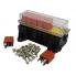 Блок монтажный под 7 реле MICRO (в индивидуальной упаковке)