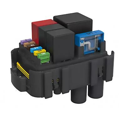 Модуль влагостойкий 6 MINIVAL + 1 MAXIVAL + 1 MINIRELAY + 3 MICRORELAY (в индивидуальной упаковке)