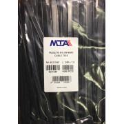 Хомут-стяжка пластиковый черный 240 х 7,8 мм d=50