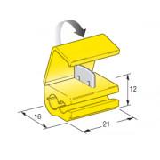 Соединитель клеммный ножевого типа (2,50-6,00 мм2)