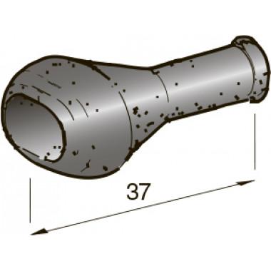 Крышка разъема JT для 2 разъемов