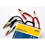 Клеммы проводов прикуривателя с проводом 300 А сечение 25 (2,5 м.) в пакете