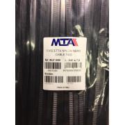 Хомут-стяжка пластиковый черный 540 х 7,8 мм d=150