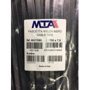 Хомут-стяжка пластиковый черный 750 х 7,8 мм d=200