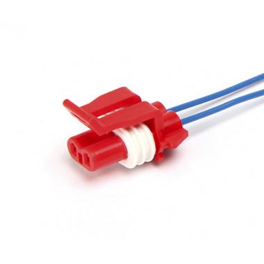 Колодка адсорбера, с проводами