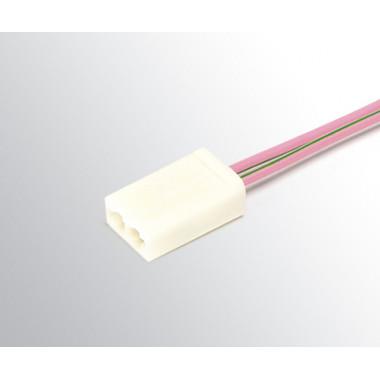 Колодка к лампам подсветки, панели приборов, с проводами