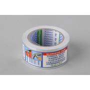 Алюминиевая лента Folsen 50мм x 25м, 63мкм