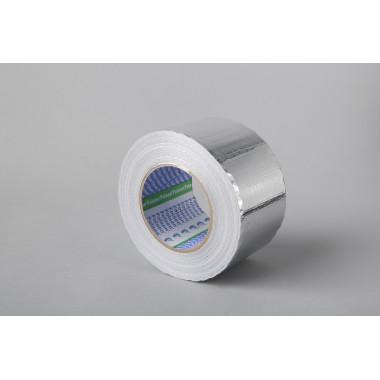 Алюминиевая лента Folsen 75мм x 40м, армированная,70 мкм