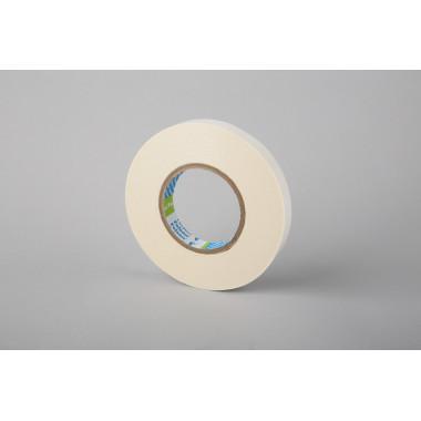 Бумажная двусторонняя лента Folsen 19 мм x 50м, (Tissue) 120oC