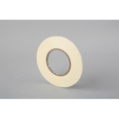 Бумажная двусторонняя лента Folsen 4 мм x 50м, (Tissue) 120oC
