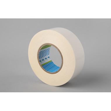 Бумажная двусторонняя лента Folsen 50 мм x 50м, (Tissue) 120oC