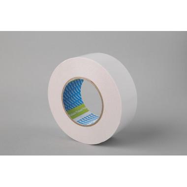 Бумажная двусторонняя лента Folsen 50 мм x 50м, (Tissue) 80оС