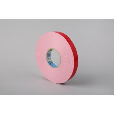Двусторонняя лента Folsen 25мм х 25м x1мм, вспененный РЕ