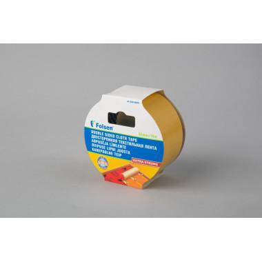Двусторонняя тканевая лента Folsen 50мм х 10м (тканевая)