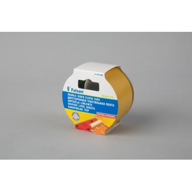 Двусторонняя тканевая лента Folsen 50мм х 5м (тканевая)