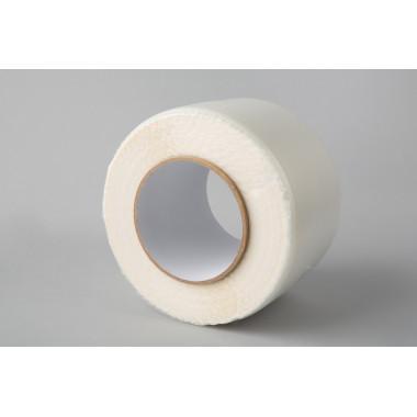 Двустороняя лента для заклеивания пакетов 14мм х 4мм х 7мм х 1000м (реверс)