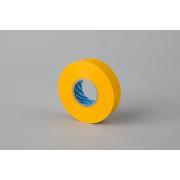 Изоляционная лента Folsen 19мм x 33м, жёлтая