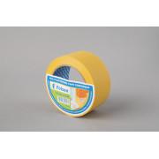 Малярная лента PVC Folsen, желтая, 50мм x 33м