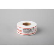 Стеклотканевая лента для швов 50мм х 25м Spino