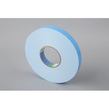 Универсальная лента для монтажа Folsen  25мм х 25м x 1,1мм, белая, вспененный РЕ
