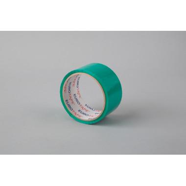 Упаковочная лента 48мм х 45м, зелёная LUK