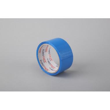 Упаковочная лента 48мм х 45м, синяя LUK