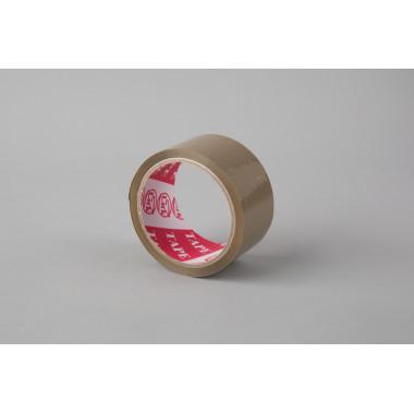 Упаковочная лента 48 мм х 60Y, коричневая LUK)