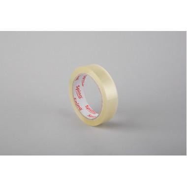 Упаковочная лента SPINO 24мм x 66м, прозрачная, PP