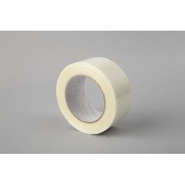 Филамент лента Folsen, 50мм х 50м, 130мкм, продольное + поперечное армирование