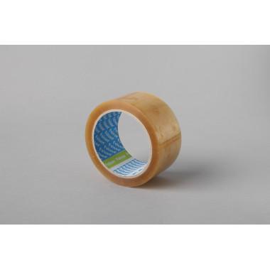 Упаковочная лента PVC Folsen 12мм x 66м красная, 54мк