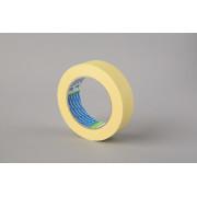 Малярная лента Folsen, желтая, 80oC, 30мм x 50м