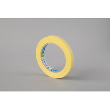 Малярная лента Folsen, желтая, 60oC, 25мм x 35м