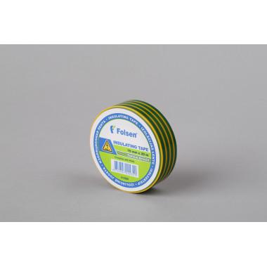 Диэлектрическая лента Folsen 15 мм х 66 м, высокотемпературная, силиконовый клей