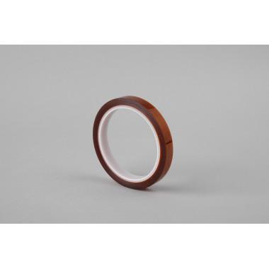Полиимидная лента Folsen 19 мм х 33 м, высокотемпературная, силиконовый клей