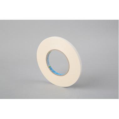 Бумажная двусторонняя лента Folsen 9 мм x 50м, (Tissue) 120oC