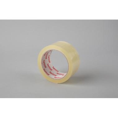 Упаковочная лента PVC Folsen 9мм x 66м синяя, 54мк