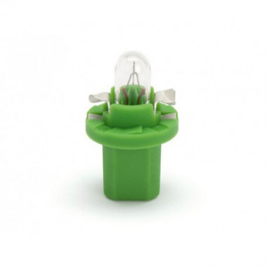 2W        B8,5d   зеленый цоколь