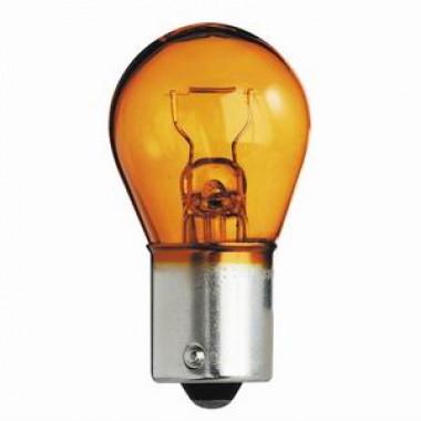 PY21W    BAU15s Amber(янтарный цвет)      блистер  (2 лампы)