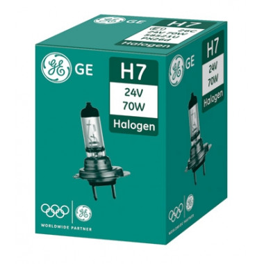 H7   70W   Px26d (HDL)