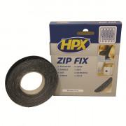 Лента-застежка ZIP FIX (петля) - черная 20mm x 5m