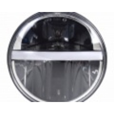 Комплект LED фар головного света 7 (ближний/дальний/ходовые огни/повортники)