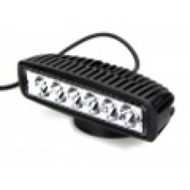 Светодиодная фара рабочего света 18 Вт с узким лучом свечения  LED Epistar