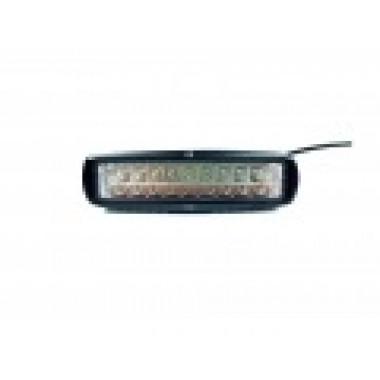 Светодиодная фара рабочего света 18 Вт с функцией поворотников Вид луча Flood (ближний свет)