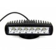 Светодиодная фара рабочего света 18 Вт с широким лучом свечения LED Epistar