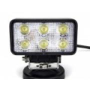 """Светодиодная фара рабочего света 18 Вт 4,3""""   LED Epistar"""