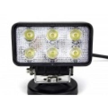 Светодиодная фара рабочего света 18 Вт 4,3   LED Epistar
