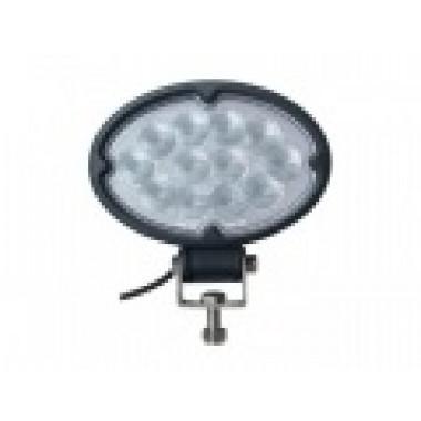 Светодиодная фара рабочего света 27 Вт овальная