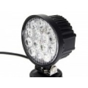 Светодиодная фара рабочего света 42 Вт круглая  LED Epistar