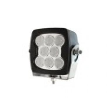 Светодиодная фара рабочего света 80 Вт квадратная LED Cree
