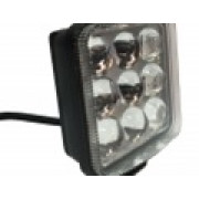 Светодиодная фара с узким лучом 4D 27 Ватт (Epistar) LED Epistar